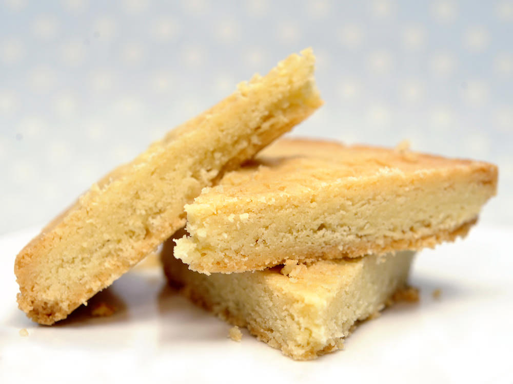 Easy Shortbread Recipe – Chef Lesego's Blog