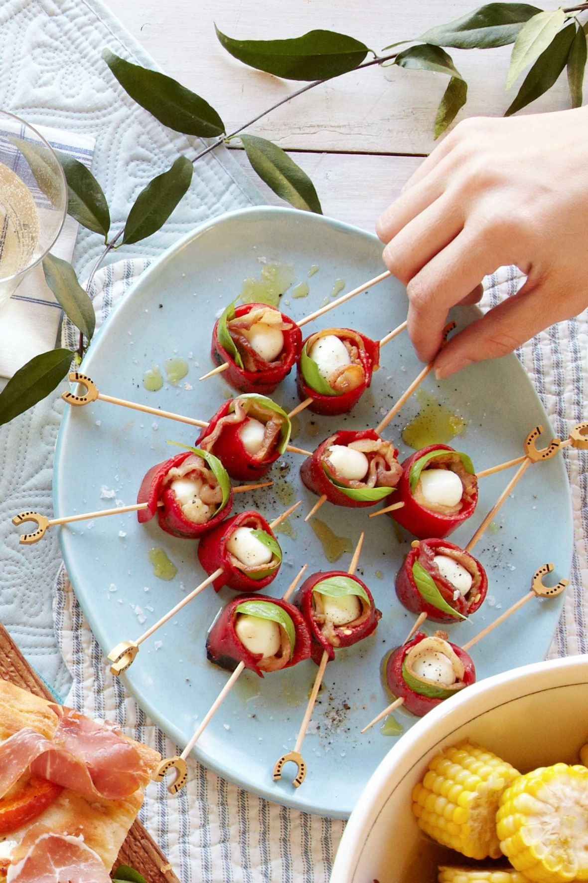 tomato-skewers