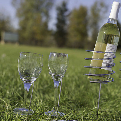 wine-holder-stake-set-bottle-and-wine-glass-holders-2-stainless-steel-picnic-6a1e4d03c33637943d06d1fb40761cd4